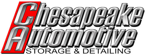 Chesapeake Automotive Storage and Detailing Logo